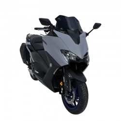 Ermax HY02Y9203 Light Black Hypersport Windshield for T MAX 560 2020