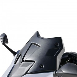 Ermax SS02Y92SG Sword Grey Nose Fairing Supersport Windshield for T-Max560