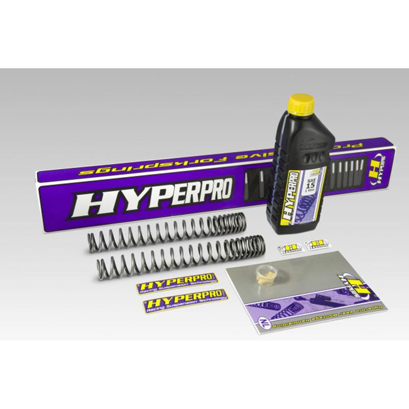 Hyperpro SPTR08SSA002 Progressive Front Fork Spring Kit Triumph Tiger 800XC