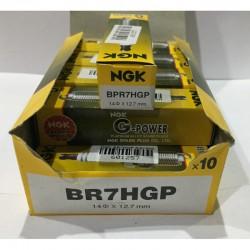 NGK BR7HGP G-Power Platinum Spark Plug