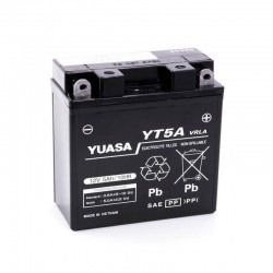 Yuasa YT5AWC Motorcycle Battery Y-YT7B-BS-V