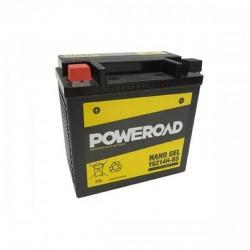 Poweroad YGZ14HBS Nano Gel Harley Sporter Batteries