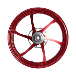 MOS YZR3FG6033ABS Matt Gold Forged Rim Wheel RF-06
