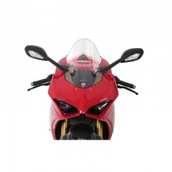 "MRA R DUV4 18 Racing Windscreen ""R"" DU V4 Panigale"