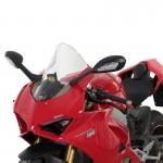 "MRA R DUV4 18 Racing Windscreen ""R"" DU V4 Panigale"