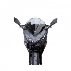 "MRATM1 Ninja 650 Smoke Grey Touring Windscreen ""TM"" NINJA 650"