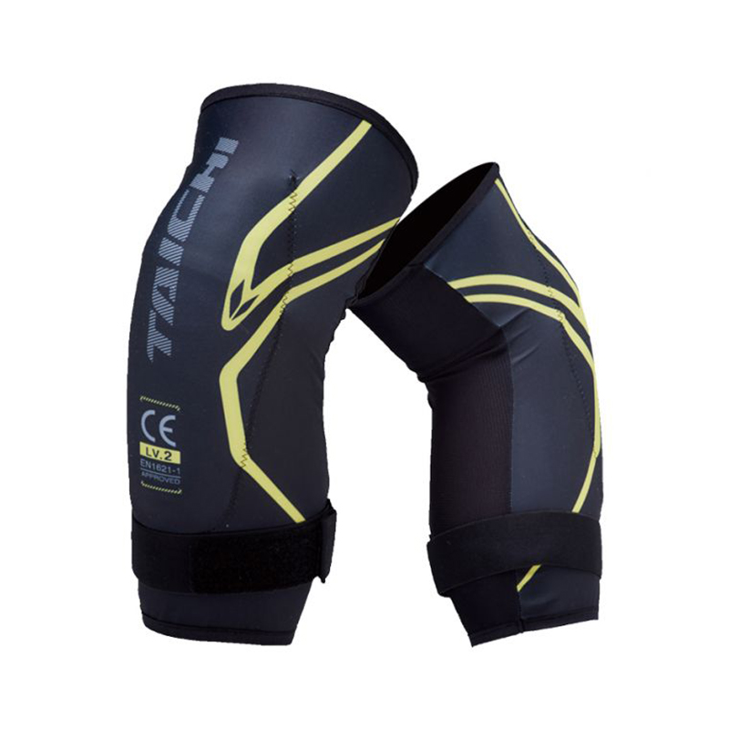 RS Taichi TRV080B/YE Stealth CE Knee Guard LV2 Pair