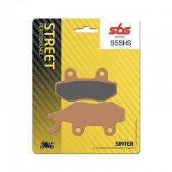 SBS 955HS Brake Pad for Ninja 400 Version 18