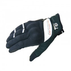 Komine GK138 Black Spartacus Protect Mesh Gloves
