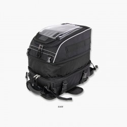 Komine SA042 Black 4 Way Multi Touring Bag
