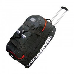 Komine SA227 Black Racing Gear Trolley