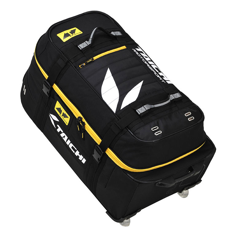 RS Taichi RSB266 Black Wheeled Gear Bag