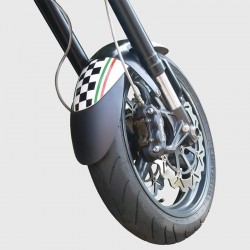 Ermax 710118S86 Black Front Fender Extender for X-ADV 2017