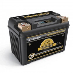 Poweroad YPLFP20R Lithium Motorcycle Battery