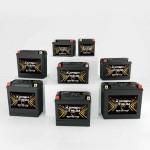 Poweroad YPLFE-9B-4 Lithium Motorcycle Battery