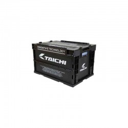RS Taichi RSA039-Black Folding Container