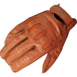 Komine GK-161 Vintage Short Leather Gloves
