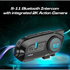 SCS S11 Helmet Bluetooth Intercom