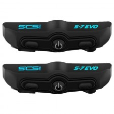 SCS S7EVO Helmet Bluetooth Communication Unit