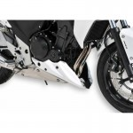 ERMAX 890100135 Unpainted Belly Pan Fairing Spoile for CB500F 13-15