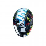 HJC CS 15 Navarro 9 Full Face Motorcycle Helmet