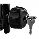 RAM Mounts RAMKNOB3LSU Key Lock Knob
