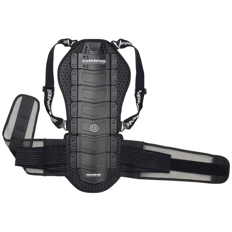Komine SK-692 Black CE Multi Back Protector - 2XL