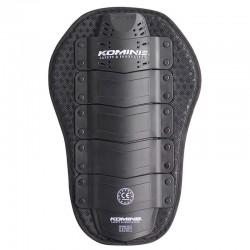 Komine SK-802 Black CE Back Innner Protector DX