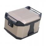 Hepco & Becker 6102240009 Xceed Tc45 Alu Top Case Silver