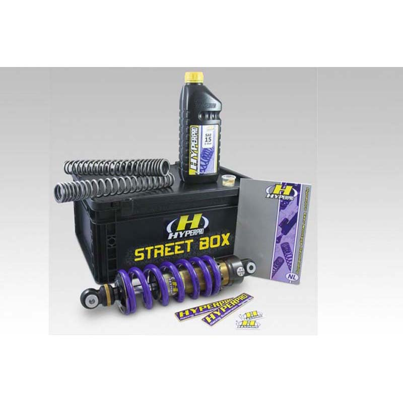 Hyperpro SBTR080AAP Streetbox for Triumph Tiger 800 XC