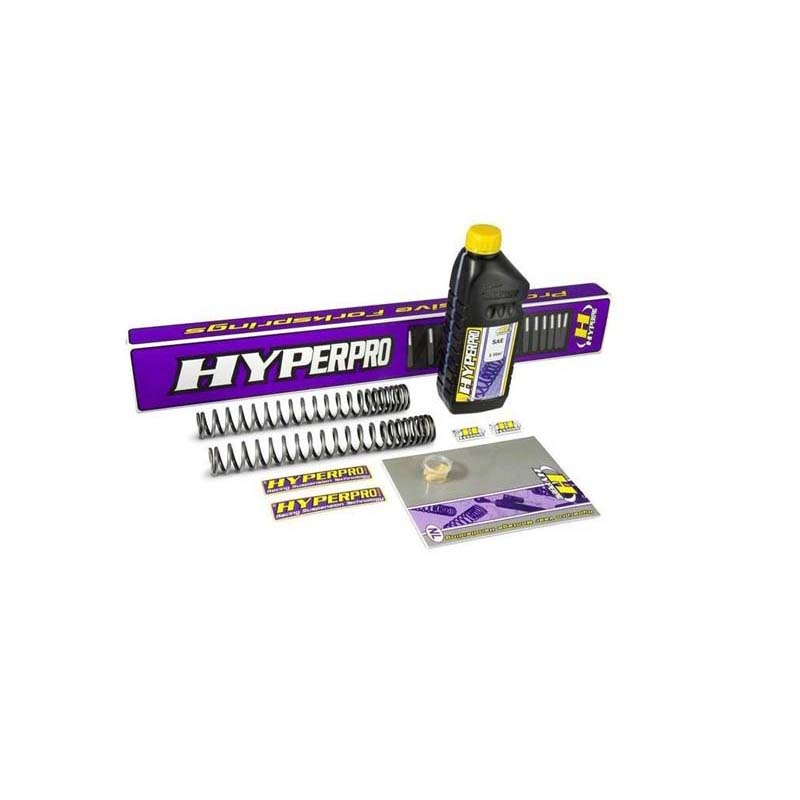 Hyperpro SPKA14SSA004 Progressive Front Fork Spring Kit Kawasaki GTR1400/Concours 14