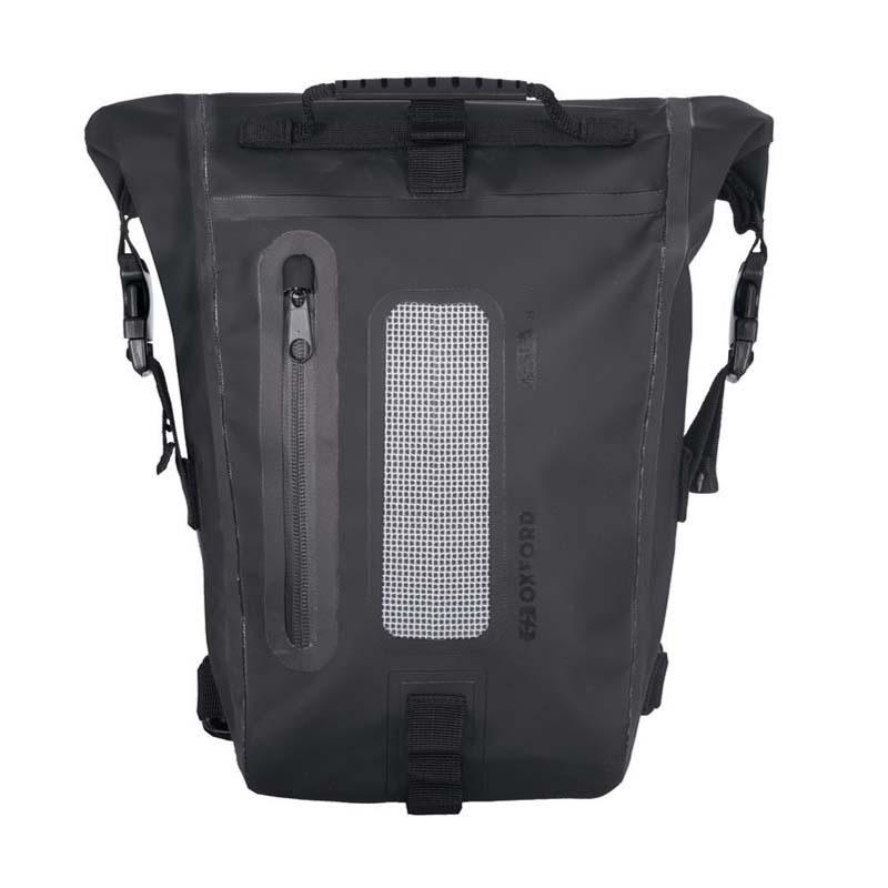 Oxford OL455 Aqua T8 Black Tail Bag