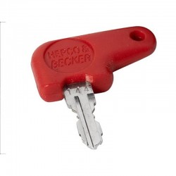 Hepco & Becker 700.110 Single Key