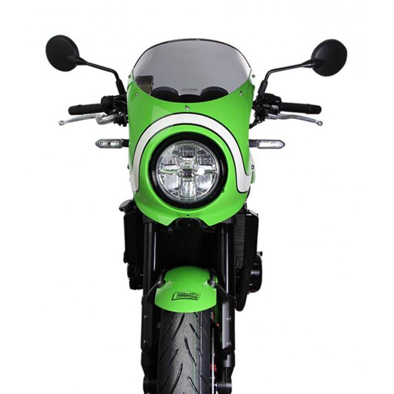 """MRA S1 Z900RS Spoiler Windscreen """"S"""" for Kawasaki Z900RS 18 Smoke Grey"""
