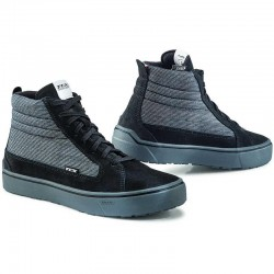 TCX 9409W-Black/Grey Street 3 Tex Waterproof Shoes
