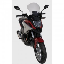 Ermax TO0103119 Light Black Touring Screen for NC750X 16-20