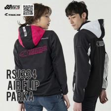 RS Taichi RSJ334 Motorcycle Air Flip Parka Jackets