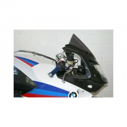 "MRA R3 BMW HP2 Racing Windscreen ""R"" for BMW HP2 SPORT 07 Blue"