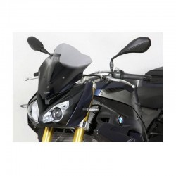 "MRA R8 BMW S1000R Racing Windscreen ""R"" for BMW S1000R 14 Black"