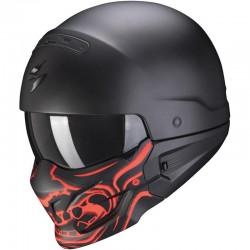 Scorpion EXO-Combat Evo Samurai Full Face Motorcycle Helmet