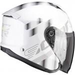 Scorpion EXO-S1 Gravity Jet Open Face Motorcycle Helmet