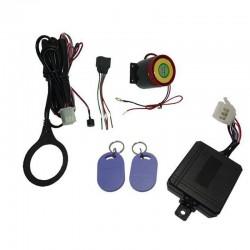 Spy Alarm LM208T6-RFID - Motorcycle Alarm
