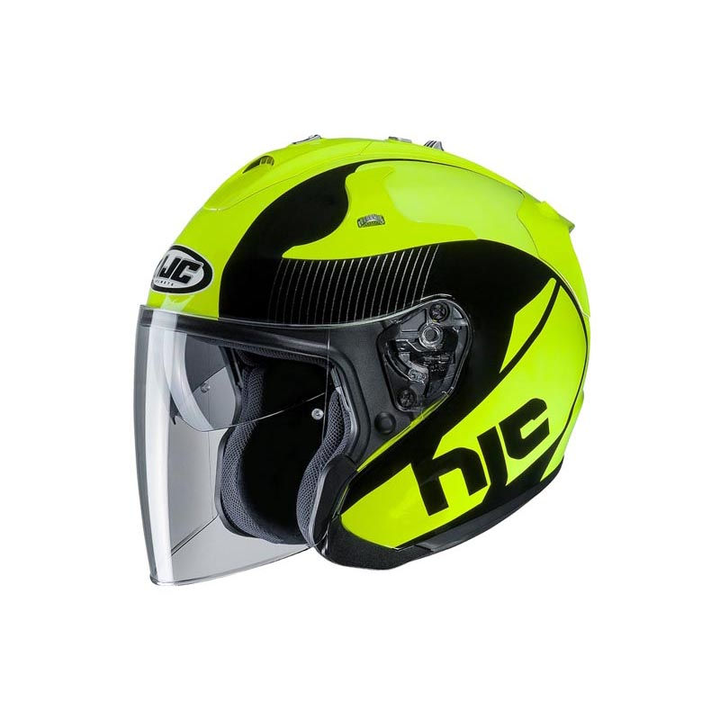 HJC FG-JET Acadia Open Face Motorcycle Helmet-PSB Approved