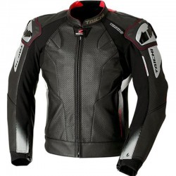 Rs Taichi RSJ825 GMX Motion Vented Motorcycle Riding Leather jacket