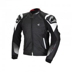 Rs Taichi RSJ829 GMX Lite Vented Motorcycle Riding Leather Jacket