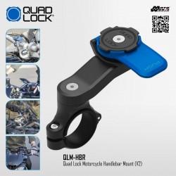 Quad Lock QLM-HBR Motorcycle Handlebar Mount (V2)