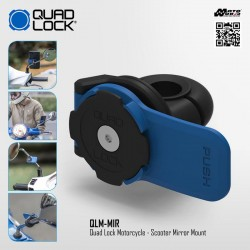Quad Lock QLM-MIR Motorcycle / Scooter Mirror Mount