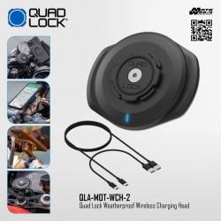 Quad Lock QLA-MOT-WCH-2 Weatherproof Wireless Charging Head