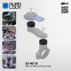 Quad Lock QLP-MOT-SR Motorcycle Spacer Rings