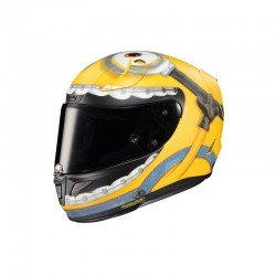 HJC RPHA-11 Otto Minions Full Face Motorcycle Helmet - PSB Approved